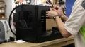 Ore di lavorazione su stampante 3D