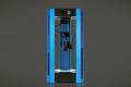 OverLord Pro 3D Printer - Classic Blue w/ EU Adapter