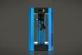 OverLord Pro - A Desktop FDM Delta 3D Printer - Classic Blue