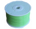 PLA - Nuclear Green - spool of 1Kg - 1.75mm