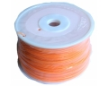 PLA - Orange - spool of 1Kg - 1.75mm
