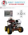 PiBOT- Robot - 4WD - Raspberry Pi