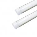 Plafoniera LED 120cm 36w 220v smd bordo a lato argento P22-36W