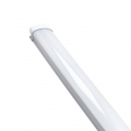 Plafoniera LED 120cm 36w 220v bordo bianco alto IP65 P48-36w