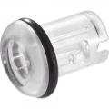 Porta LED Plastica Adatto per LED 5 mm Snap-In Richco