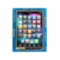 Processore grafico+audio+touch+logger