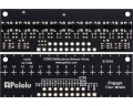 QTRXL-HD-01RC Reflectance Sensor: 1-Channel, 5mm Wide, RC Output