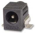 RASM722X -  Connettore Alim. CC, Jack, 5 A, 2 mm, Montaggio Supe