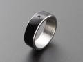 RFID / NFC Smart Ring - 17mm Diameter - NTAG213