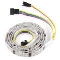 RGB LED Strip - 32 LED/m Addressable - 1m
