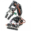 ROBOTIC ARM WITH ELECTRONICS