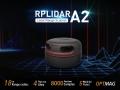 RPLiDAR A2M6 360 Degree Laser Scanner Kit - 18M Range