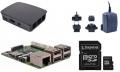 Raspberry Pi 3 - Official Black Starter Kit