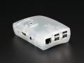 Raspberry Pi B+ or 2 Frosted White Enclosure