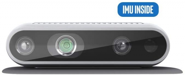 Real Sense Depth Camera D435i with IMU