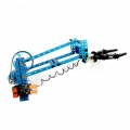 Robotic Arm Add-on Pack for Starter Robot Kit-Blue      Robotic