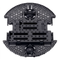 Romi Chassis Base Plate - Black