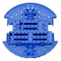 Romi Chassis Base Plate - Blue