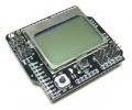 SHIELD PER DISPLAY GRAFICO LCD4884