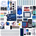 STARTER KIT ARDUINO UNO R3 – LEARNING KIT DI APPRENDIMENTO (63 A