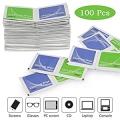 Salviette detergenti per schermo - 100pcs