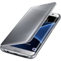 Samsung CLEAR VIEW COVER SILVER S7 EDGE