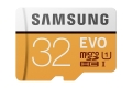 MicroSD - Samsung Evo 32GB