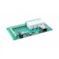 Scheda Ethernet 4 relè 16 A, 8 I/O digitali e 4 ingressi analogi