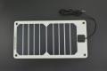 Semi Flexible Monocrystalline Solar Panel (5V 1A)