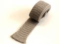 Sensitive fabric switch, 4 cm x 100 cm Grey