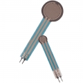 Sensore di pressione 1 pz. Interlink FSR402 0.2 N fino a 20 N