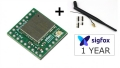 SigFox Breakout board based on Wisol SFM10R1 module eneables eas