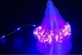 Star Series LED Strand - 100 Purple Pixels
