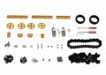 Starter Robot Kit V1.0-Gold (Senza Elettroniche)