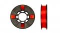 Small PLA Translucent Orange 200g Spool 1,75mm Filament
