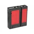 Tester LAN per cavi RJ45, RJ12, RJ11, RJ10