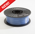 Transparent Blue PLA 1kg Spool 1.75mm Filament