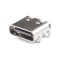 USB Female Type C Connector