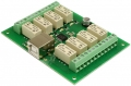 USB-RLY08B - 8 Channel USB relay