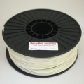 White ABS 1kg Spool 1,75 mm Filament