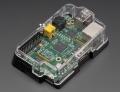 Adafruit Pi Case- Enclosure for Raspberry Pi Model A or B -