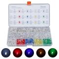 Kit Assortiti di LED 5 Colori 3m e 5m Diffuso  e Trasparente per