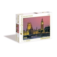 CLEMENTONI LONDON 500pcs HIGH QUALITY (30378)