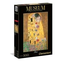 CLEMENTONI MUSEUM COLLECTION KLIMT - IL BACIO PUZZLE 500 PEZZI