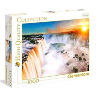 CLEMENTONI WATERFALL HIGH QUALITY COLLECTION PUZZLE 1000 PZ
