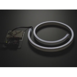 RGBW Neon-like LED Flex Strip - Cool White 5500K - 1 meter