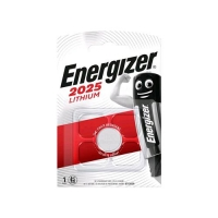 ENERGIZER CR2025 BATTERIA A BOTTONE LITHIUM 3 V