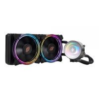 VENTOLA SIBERUS LIQUID RGB 240MM LGA 1150>2011V3 AMD FM1>AM4