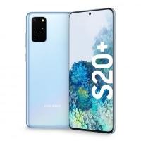 """SMARTPHONE SAMSUNG GALAXY S20+ LTE 6,7"""" BLUE 128GB+8GB DUAL SIM"""