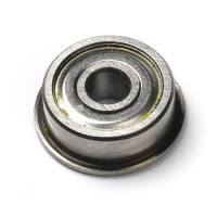 F624ZZ Shielded ball bearing (Flanged, 10 pieces)